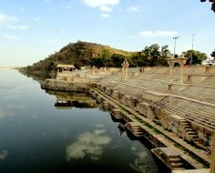 #RajsamandLake (otherwise called Rajsamudra Lake) is a lake arranged close to the town of Rajsamand in the Indian state of Rajasthan.