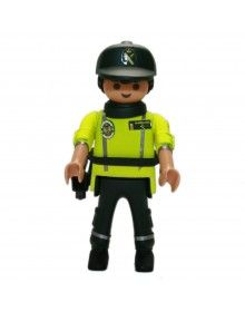 Click Guardia Civil Trafico - Verde Neon Kids Army Costume, Public Security, Rottweiler Dog, Toy Soldiers, Lego City, The Hobbit, Legos, Toys, Fictional Characters