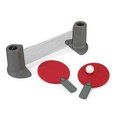 Gift Idea - Portable Ping Pong Set