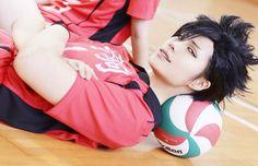 Kuroo Tetsuro Cosplay - Haikyuu!! #kurootetsuro #haikyuu!! #cosplay