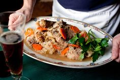 Braised Sauerkraut With Lots of Pork Recipe - NYT Cooking