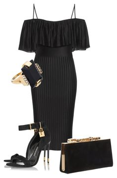 """""""Official Buisness"""" by xoxo-camellia on Polyvore featuring Givenchy, Jimmy Choo, Marni and Tom Ford"""