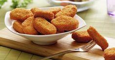 Recette de Nuggets de poulet minceur au Carré Frais© 0%. Facile et rapide à réaliser, goûteuse et diététique. Ingrédients, préparation et recettes associées.