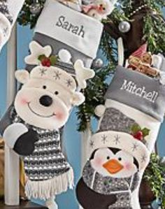 Sarah Mitchell, Xmas Stockings, Holidays, Holiday Decor, Crafts, Home Decor, Holidays Events, Manualidades, Decoration Home