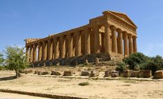 Italy Travel Inspiration - Sicily. Valley of the Temples