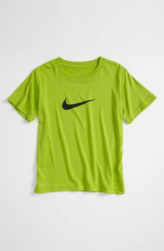 Nike 'Legend' Dri-FIT T-Shirt (Little Boys) available at #Nordstrom