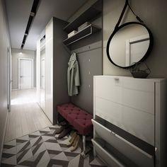 Mirror, Bathroom, Closet, House, Interiors, Furniture, Design, Home Decor, Washroom