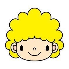 女の子9・外国の女の子・金髪