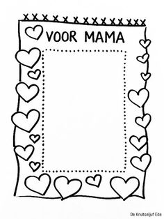 here you only have to stick a photo and color the list Book Markers, Mamas And Papas, Kids Prints, Kids And Parenting, Fathers Day, Gift Tags, Coloring Pages, Diy And Crafts, Blog
