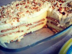 Greek Sweets, Greek Desserts, Greek Recipes, Cake Recipes, Dessert Recipes, How Sweet Eats, Chocolate Cake, Tiramisu, Baking