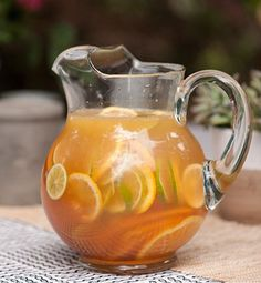 Created by: Krissy Allori, Self Proclaimed Foodie Beer cocktails are a fantastic way to incorporate beer into tasty new adult beverages. This Citrus Beer Sangria is sweet, bubbly and refreshing! Sangria Recipes, Beer Recipes, Drinks Alcohol Recipes, Yummy Drinks, Cocktail Recipes, Yummy Food, Healthy Drinks, Drink Recipes, Orange Vodka
