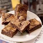 Easy Chocolate-Caramel Brownies Recipe | MyRecipes.com