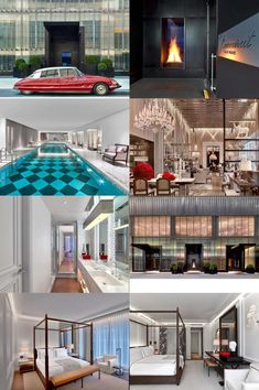 Baccarat Hotel and Residences New York is located in the Midtown West neighborhood in New York City, 100 m from Museum of Modern Art and 201 m from St Patrick's Cathedral. Guests can enjoy the on-site restaurant.Each room at this hotel is air conditioned and is equipped with a flat-screen TV with satellite channels. Certain rooms feature a sitting area for your convenience. You will find a coffee machine in the room. All rooms come with a private bathroom….Check Price