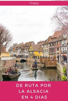 Alsace drive through these beautiful storybook towns. Visit fairytale villages with colorful houses, Eguisheim, Strasbourg, Colmar. Rest Of The World, Travel Around The World, Around The Worlds, Alsace, Century Hotel, Camping Places, Paradise On Earth, Beautiful Landscapes, Beautiful Places