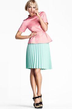 :: Pink & Mint ::