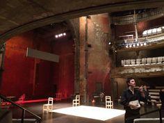 Bouffes du Nord Théâtre ~ Paris