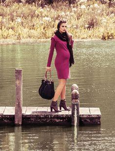 Moda Gestante | Inverno 2013