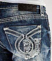 Big Star Vintage Liv Straight Stretch Jean