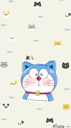 Pink Wallpaper Backgrounds, Wallpaper Iphone Cute, Doraemon Wallpapers, Cute Cartoon Wallpapers, Doremon Cartoon, Cartoon Drawings, Alibata, Cute Little Drawings, Cartoons Love