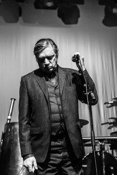EINSTÜRZENDE NEUBAUTEN O2 Forum Kentish Town, London, 04.05.2017 Photos by Angelique Le Marchand