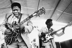 B.B. King was once on 'Blossom' and his other great TV and film cameos