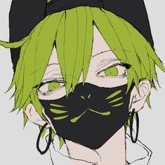 Dark Anime Guys, Cute Anime Guys, Types Of Art Styles, Cute Art Styles, Cute Anime Character, Character Art, Manga Art, Anime Art, Chihiro Y Haku