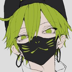 Pretty Art, Cute Art, Manga Art, Anime Art, Anime Boy Zeichnung, Mask Drawing, Dark Anime Guys, Anime Drawings Sketches, Estilo Anime