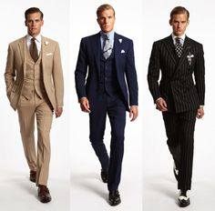 I love Ralph Lauren Purple label especially the right suit.