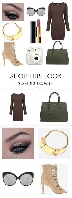 """""""Untitled #7"""" by k-chic on Polyvore featuring Prada, Linda Farrow Luxe and Joie"""