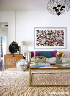 small accents for a big impact in your home