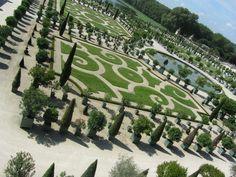 Versailles Gardens!