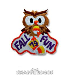 Fall Fun '19 Girl Scout Fun Patches, Cool Patches, Girl Scouts, Christmas Ornaments, Holiday Decor, Fall, Autumn, Girl Guides, Christmas Jewelry