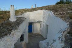 Vivienda rupestre (Rojales-Alicante)