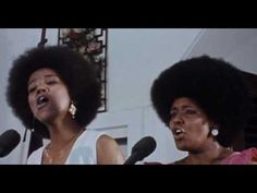 The Emotions, Peace Be Still, Wattstax, Mel Stuart, 1973. Important social document: early 70s footage of Watts, commentary by Richard Pryor, and powerful performances by Stax Records' artists. Via @Alasha B