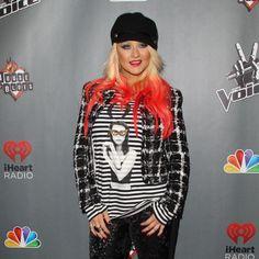 Christina Aguilera se transforma para serie de televisión - Yahoo Celebridades Christina Aguilera, Punk, Style, Fashion, Life, Photos, Moda, Stylus