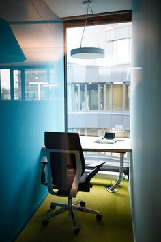 #easyCredit_de #TeamBank #banking #officedesign Conference Room, Spaces, Table, Furniture, Design, Home Decor, Architecture, Projects, House