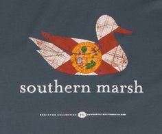 Southern Marsh Collection — Southern Marsh Authentic Heritage Collection - Florida