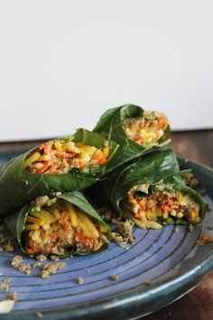 This Rawsome Vegan Life: raw burrito wraps