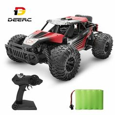 RC Car All Terrains Off Road Buggy Truck #Unbranded