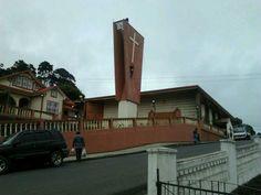 Iglesia de Pacayas, Cartago, Costa Rica