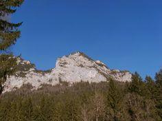 Bergheimat: Klettern am Eisberg