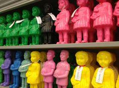 Clonette Dolls - La Neige shop, Niigata,Japan