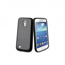Housse Galaxy S4 Mini Muvit - Minigel Noir  9,99 €