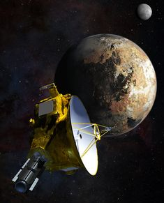 New Horizons Begins First Stages of Pluto Encounter 1/16/15