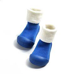 Thicker Baby Boys Dívčí boty Cute First Walker Dětské boty Attipas Stejné  konstrukce Protiskluzová batole pro novorozence 7810cb00e4