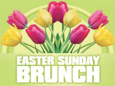 Join us on Sunday, April 16th for Easter Brunch!    Reservations Required    $19.99/person    11am to 2pm    Live Music by Anita Rosamond Duo from 1pm to 4pm    Click here to view the menu    Call 636-475-5008 or e-mail for reservations