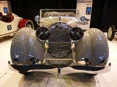 Austro Daimler ADR Bergmeister Cabriolet 1934 Explore, Exploring