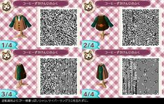 animal crossing new leaf boy outfits - Google Search