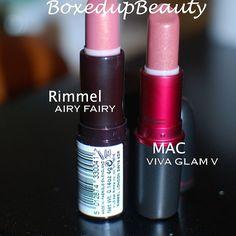 Mac Lipstick Dupe!