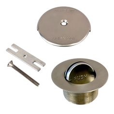 Watco 58290-BN Lift /& Turn Trim Kit Brushed Nickel Standard Plumbing Supply